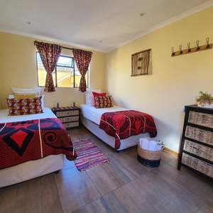 Twin Double Room Guesthouse Accommodation Soweto