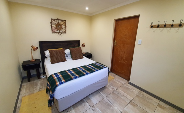 Double Room Accommodation En Suite